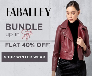 Shop from Faballey clothing online in India