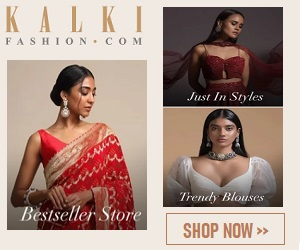Shop your dresses online only at Kalki Fashion