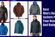 Best Men's Down Jackets For Your Needs And Budget